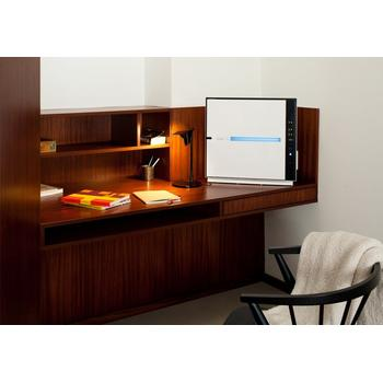 Desktop placement of Rabbit Air MinusA2 SPA-780A