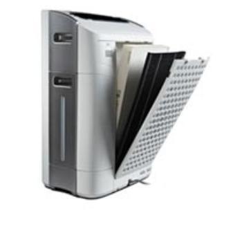 Filter design of Sharp FPA80UW