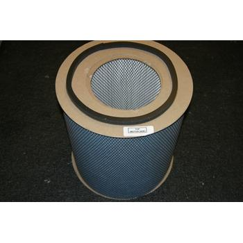 Actual filter picture of top-rated air purifier for smoke removal