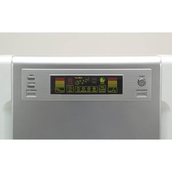 Control panel of best pet air purifier