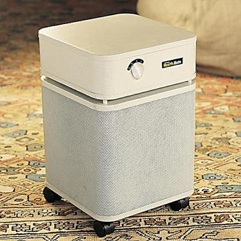 Exact size of the best-rated air purifier for odor removal