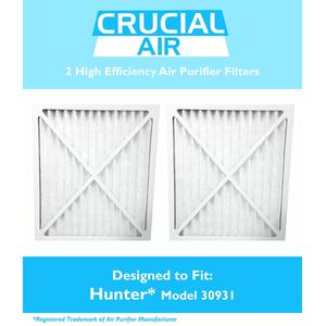 Air purifier filter replacement for Hunter 30378