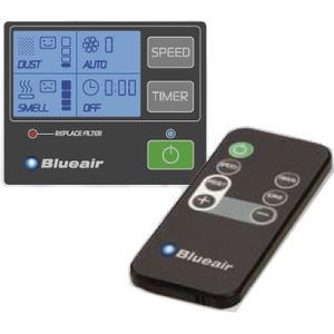 Blueair 650e control panel view