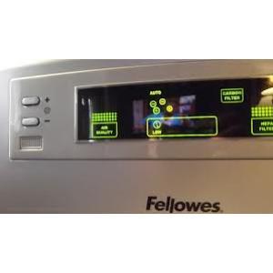 Fellowes AP-300PH control panel view
