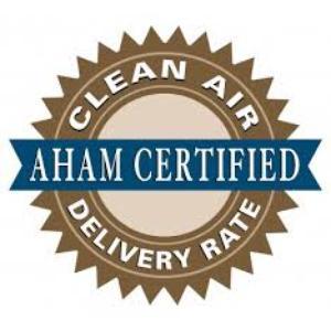 Aham-certified air purifier