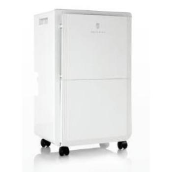 Close up view of Friedrich 70 Pint Dehumidifier with built-in drain pump