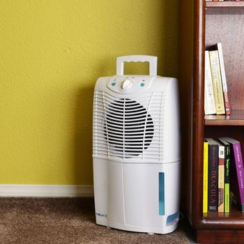 Placement of NewAir Bed Room Dehumidifier