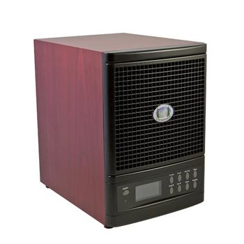 Side view of Rocky Mountain RMA3500-CHO Summit Home and Office Air Purifier