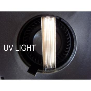 UV light in FIVE STAR FS8088 Ionic Air Purifier