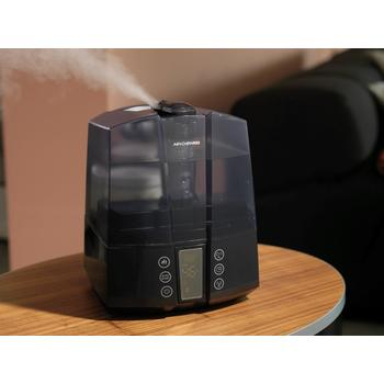 Table placement of Air-O-Swiss AOS 7147 Ultrasonic Humidifying machine