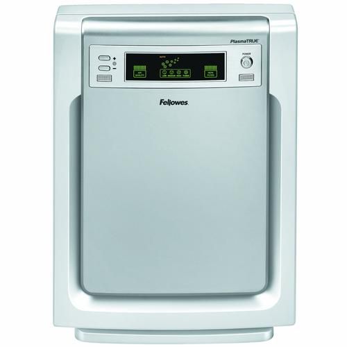 Fellowes AP-300PH air purifier filter process