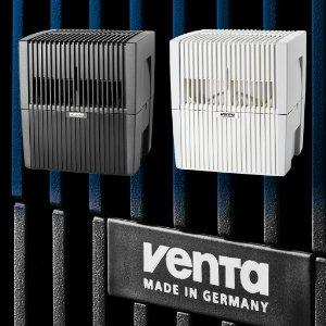 Made in Germany label attached to Venta airwahswer humidifier